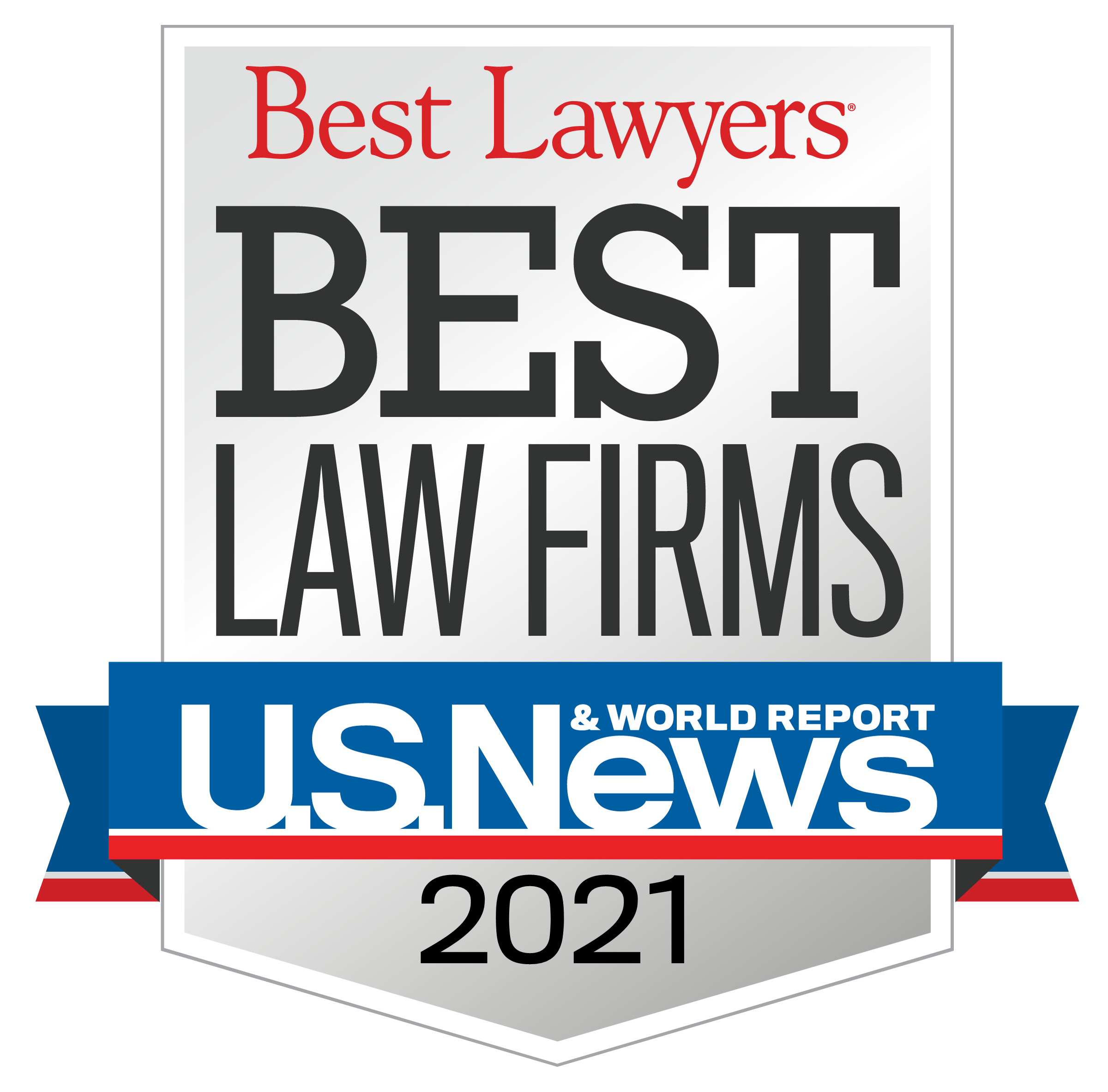 Best Law Firms Standard Badge 1